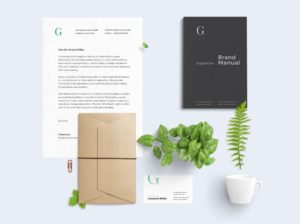 Stationary Free Mockup Toolkit