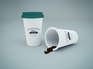 Cup Mockup Free Fantastic PSD Collection
