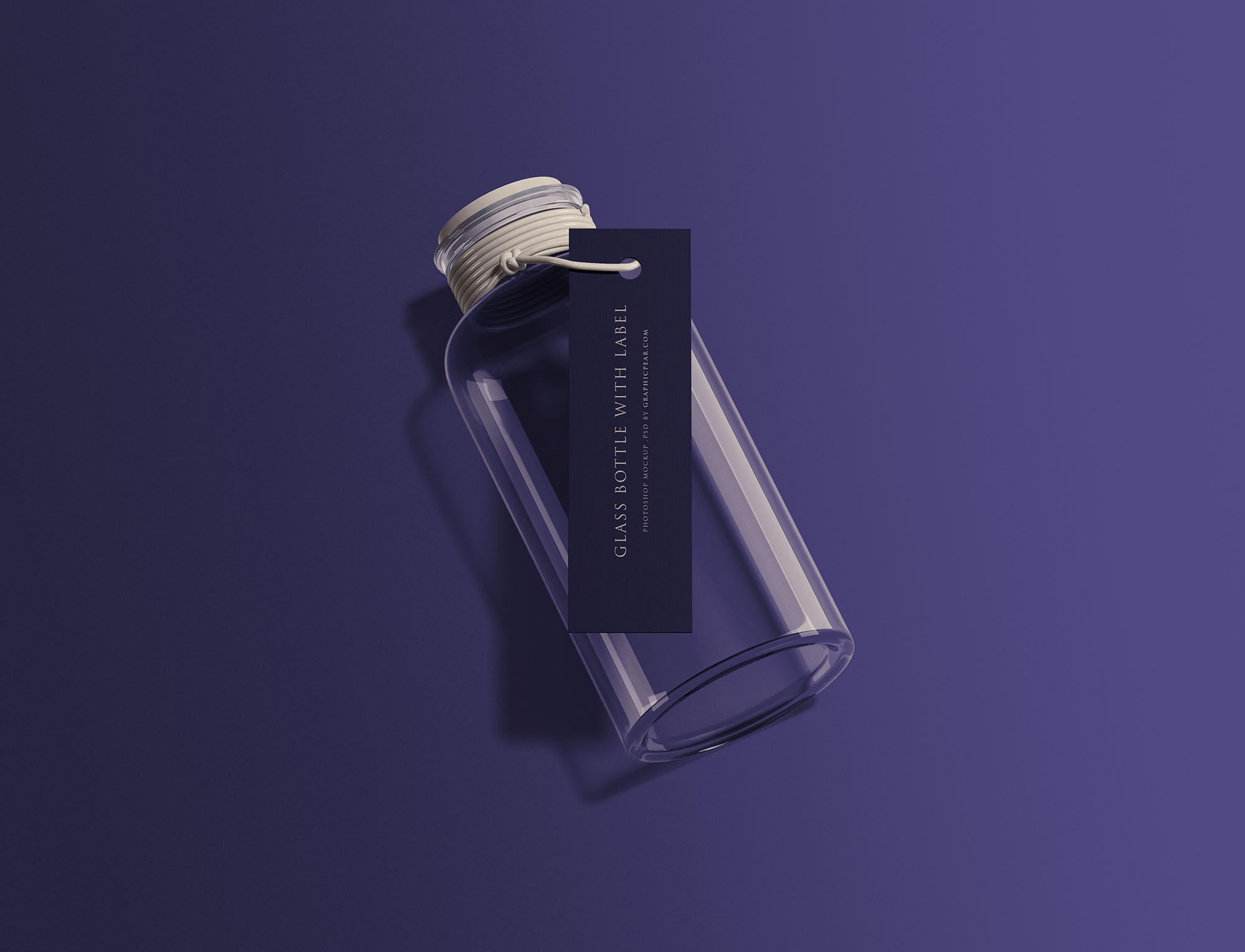 Bottle Mockup Free Collection For Branding