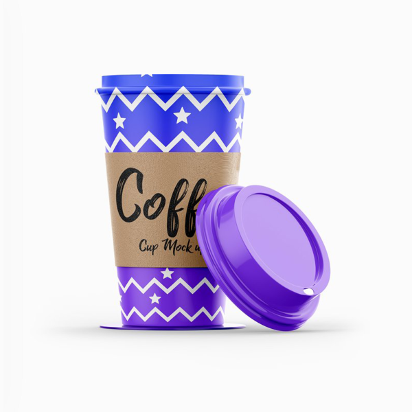 Collection of Top 15 Coffee Cup Mockup On The Web