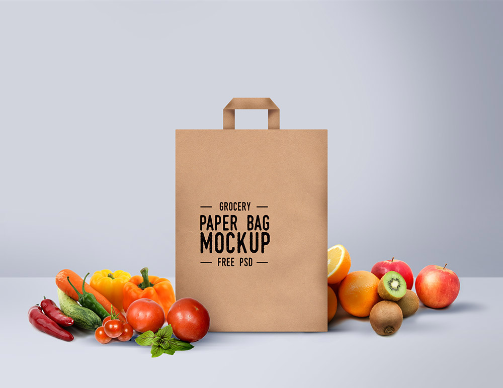 Special Paper Bag Template